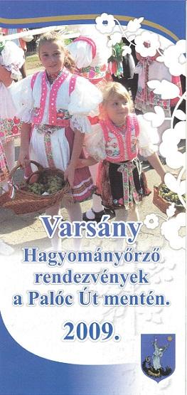 Varsány - 2009