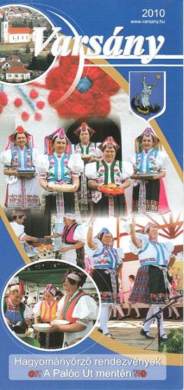 Varsány - 2010