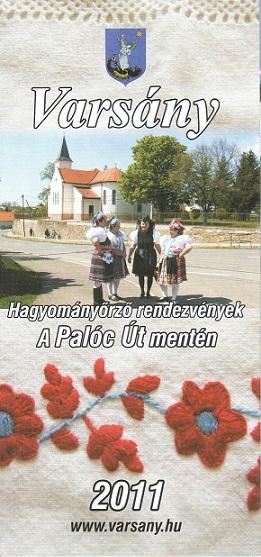 Varsány - 2011